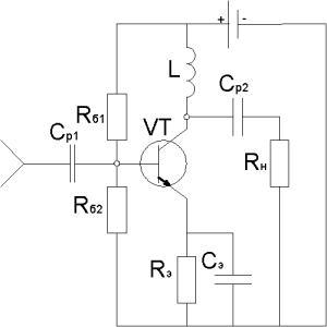 Rвых=Ri=333...  Свых=Ск(треб)=0,9 (пФ) - выходная ёмкость.  2.2.3 Расчёт и выбор схемы термостабилизации.