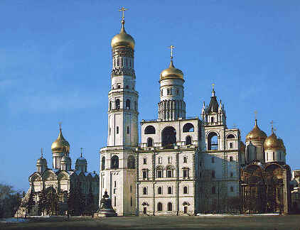 Соборы и церкви московского Кремля Рефераты ru Соборы и церкви московского Кремля