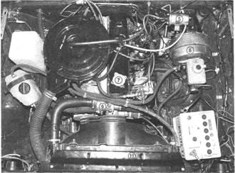 Схема зажигания двигатель 402.