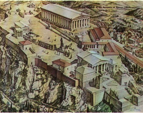 Архитектура Греции Рефераты ru Архитектура Греции